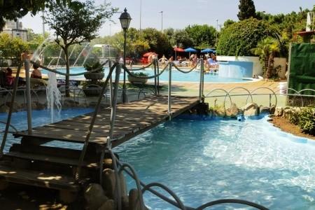 Fergus Paradis Park Hotel Plná penze