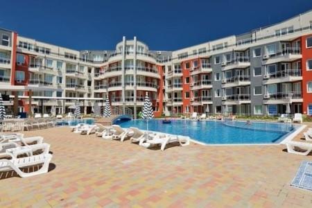 Bulharsko - Lozenec / Aparthotel Emberli