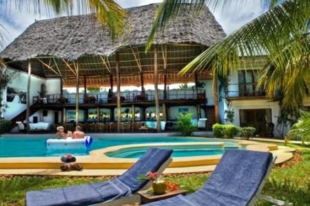 Myblue Hotel, Zanzibar, Nungwi