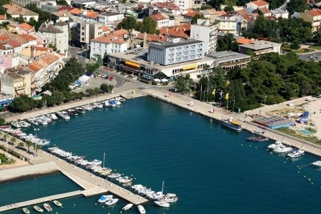 Hotel International, Chorvatsko, Crikvenica