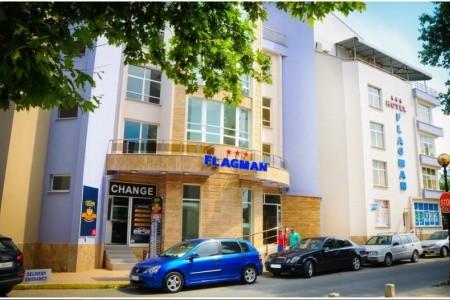 Hotel Flagman, Bulharsko, Sozopol