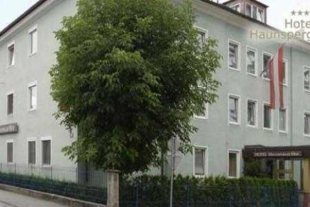 Hotel Haunspergerhof, Salzburg Snídaně