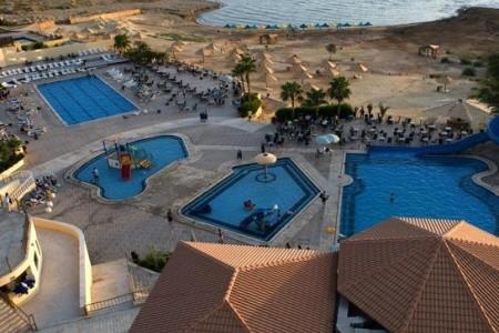 Jordánsko - Mrtvé moře / Dead Sea Spa
