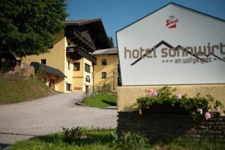 Hotel Sonnwirt, Wolfgangsee Snídaně