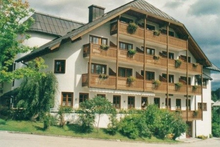 Apartmány Russbach - apartmány