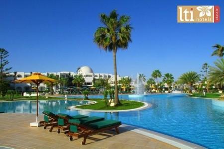 Lti Djerba Plaza Thalasso  & Spa, Tunisko, Djerba