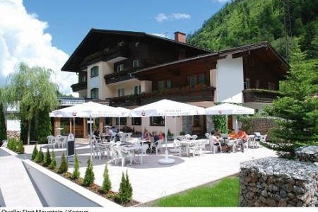 Hotel Firstmountain Kaprun V Kaprunu All Inclusive