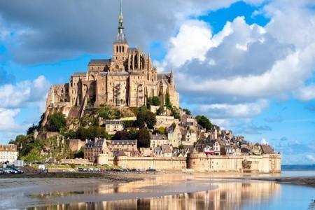 Normandia a Bretónsko, Rouen, Fécamp, Etretat, Honfleur, Cae Snídaně