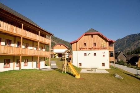 Hotel Jufa Donnersbachwald Polopenze