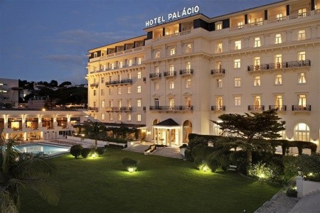 Palacio Estoril Hotel Golf & Spa Snídaně
