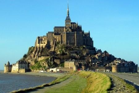 Normandie - Bretagne Bez stravy