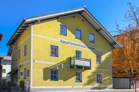 Zell Am See, Apartmány Trinker - Léto - Last Minute a dovolená