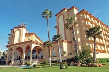 Grand Hotel La Hacienda Snídaně