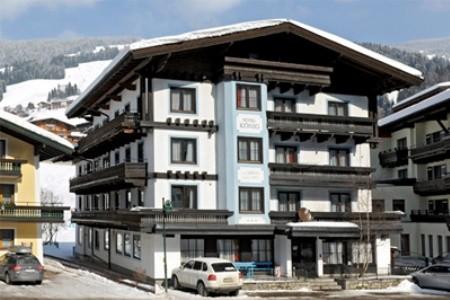 Saalbach, Hotel König ***- Léto Snídaně