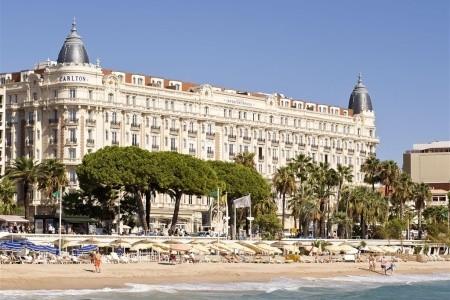 Intercontinental Carlton Cannes Snídaně