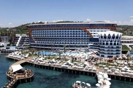 Granada Luxury Resort & Spa, Turecko, Alanya