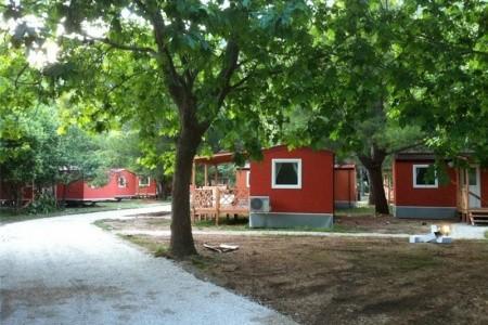 Apartmán Mobilní Domky Camp Club Perna, Perna Bez stravy