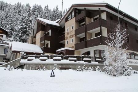 Hotel Alle Tre Baite Tbo- Santa Caterina Valfurva Polopenze First Minute
