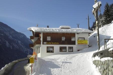 Gasthof Alpenfrieden – Kappl