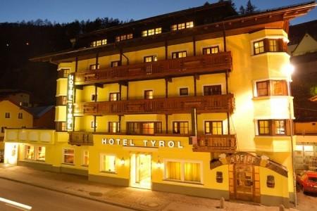 Hotel Tyrol - Sölden