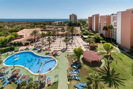 Hotel Eurocalas, Španělsko, Mallorca