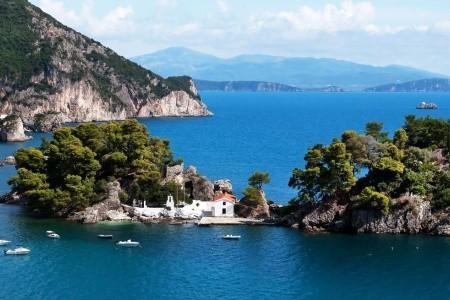 Řecko Parga last minute, dovolená, zájezdy 2015