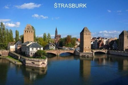 Paříž A Štrasburk Snídaně