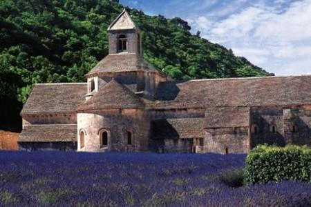 Provence - krajem s vůní levandule Snídaně