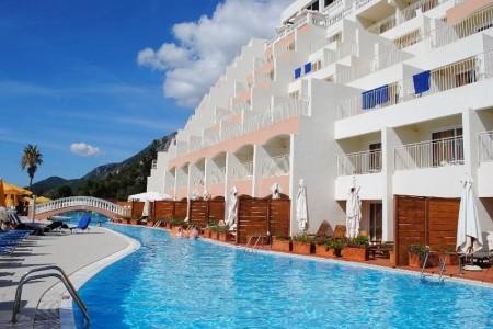 Hotel Sunshine Corfu & Spa, Řecko, Korfu