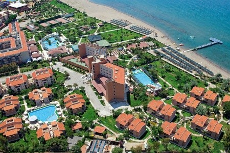 Club Yali Hotels & Resort - Last Minute a dovolená