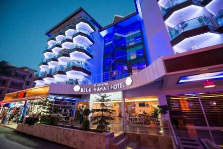 Hotel Kleopatra Blue Hawaii