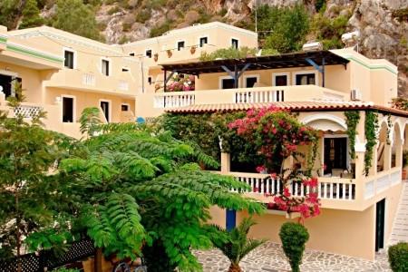Hotel Kyra Panagia Apartmány