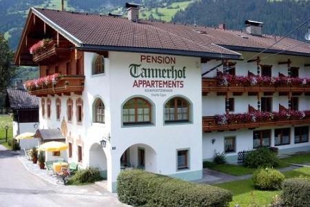 Penzion Tannerhof V Zell Am Ziller Polopenze