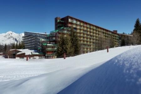 Priv. Apartmány Arc 1800