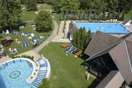 Hotel Hotel Danubius Health Spa Resort Bük, Bükfürdo, Maďarsko, Termální Lázně