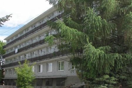 Hotel Léčebný Dům Aqua, Turčianske Teplice Plná penze