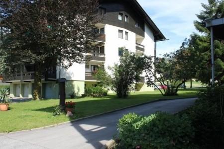 Bad Kleinkirchheim, Apartmány Thermenblick - Léto - termály