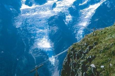 Savojské Alpy, NP Gran Paradiso a údolí Aosty Snídaně