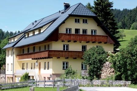 Landhaus Tauplitz - Pokoje Snídaně