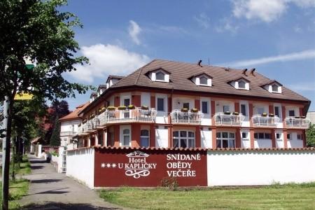 Hotel U Kapličky Česká republika Jižní Čechy last minute, dovolená, zájezdy 2018