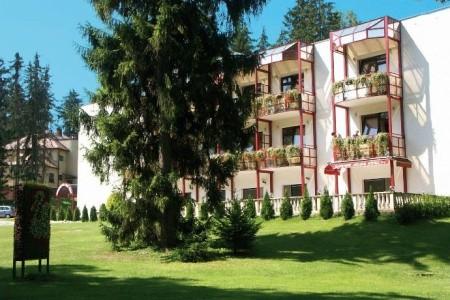 Rajecké Teplice – Relax Classic 4 Denní Pobyt Polopenze