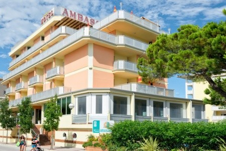 Hotel Ambassador**** - Bibione Spiaggia