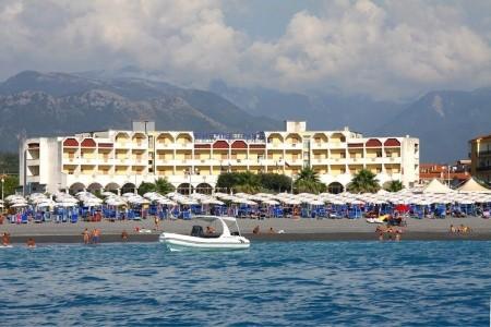 Hotel Parco Dei Principi*** Itálie Kalábrie last minute, dovolená, zájezdy 2018