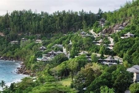 Seychely - Mahé / Four Seasons Resort Seychelles