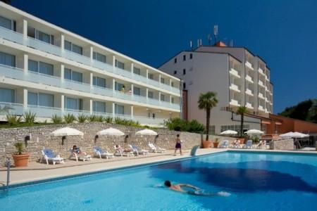 Hotel Allegro Chorvatsko Rabac last minute, dovolená, zájezdy 2016