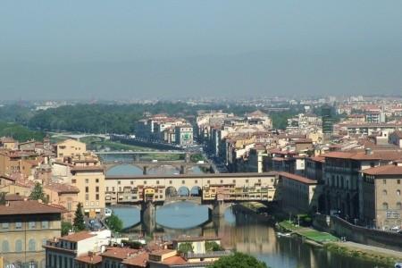 Florencie 5 denní autokarem Snídaně