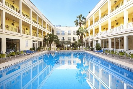 Hotel Del Golf Playa Snídaně