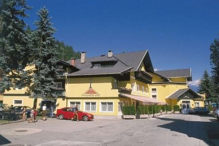 Rakousko, Léto, Flattach, Hotel Fraganter Wirt *** Včetně Ko Polopenze