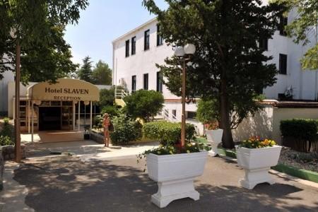 Hotel Hotel Slaven, Crikvenica Snídaně