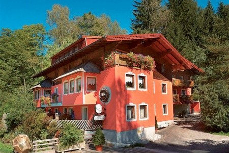 Appartement-Pension Stadlmühle All Inclusive